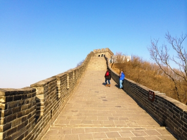 Great Wall of China (万丽长城)