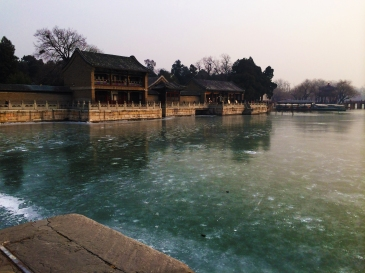 Summer Palace in Winter (颐和园 在冬天)